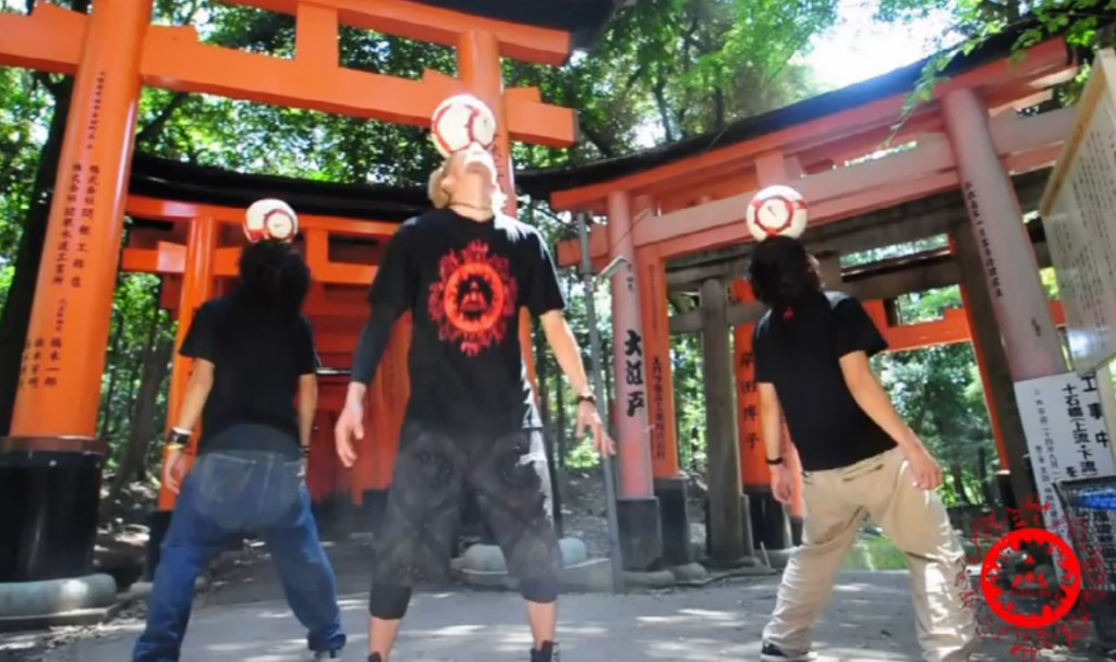 Japan Champion Crew ALEG-Re from Kyoto 2013