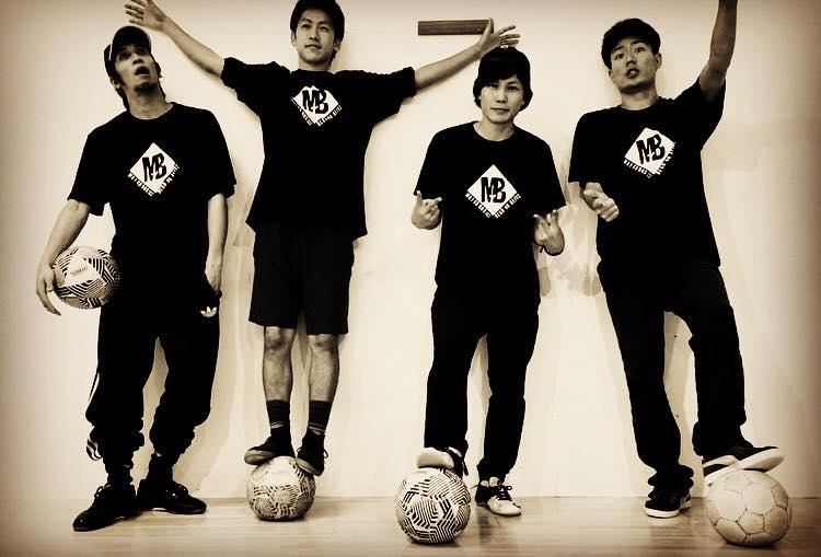 【告知】ストリートサッカー3on3『MATCH BOX』 vol.6